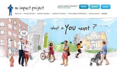 No impact project