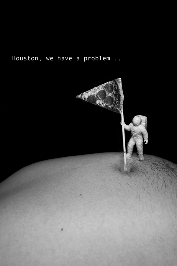 Houston, we have a problem... 1er lugar / 1st place Andrea Paola Martínez - México