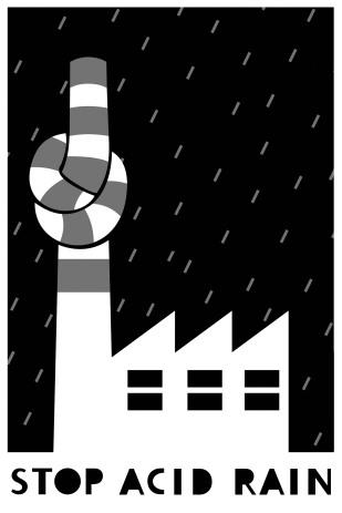 "Patrycja Longawa - Poland, ""Stop acid rain"""