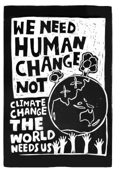 "Emily Dulabic - Australia, ""We need human change"""