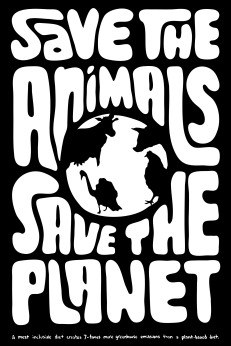 "Evan Iuzzolino, Kelly Holohan - USA, ""Save the Animals, Save the Planet"""